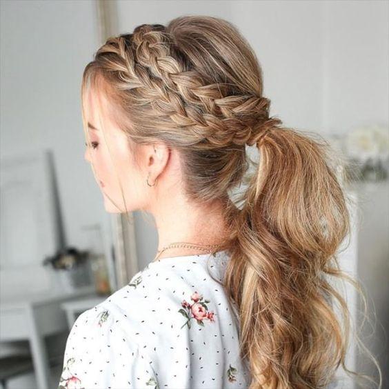 Espectacular peinados primavera verano 2021 Colección De Tutoriales De Color De Pelo - Peinados de moda para mujer verano 2021 - Tulum